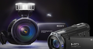 sony5videocamere